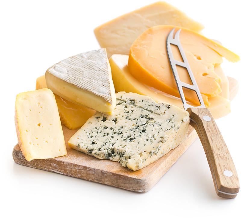 Prodotti Erimex formaggi
