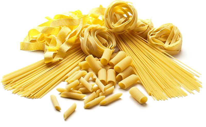 Prodotti Erimex Pasta